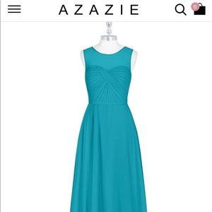 Azazie Jade Justine Bridesmaid Dress